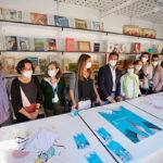 Lectura, música y teatro en la Feria del Libro de Las Rozas