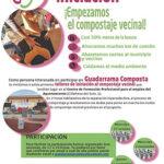 Se inician los talleres formativos del programa Guadarrama Composta