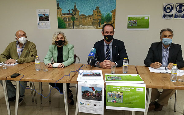 Carrera solidaria de las Dehesas y yincana inclusiva en Alpedrete