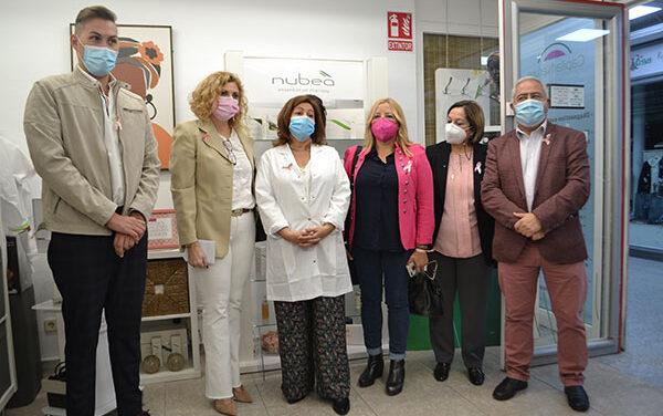 Actividades en Collado Villalba por el Día mundial del cáncer de mama