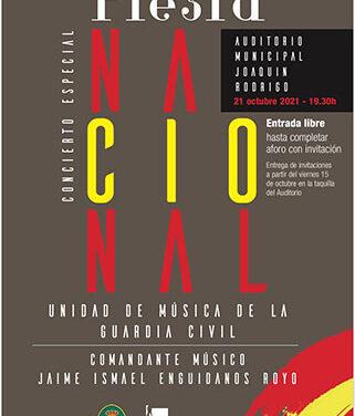 El concierto por la Fiesta Nacional en Las Rozas, entre las actividades del fin de semana