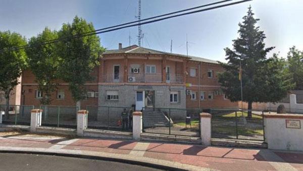 La Guardia Civil de Collado Villalba celebra en el pabellón Quique Blas el Día de su patrona