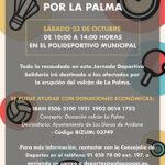 Jornada deportiva solidaria por La Palma en Galapagar