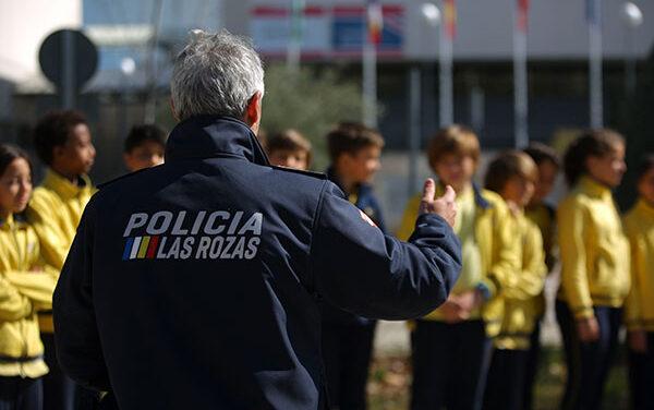 La Policía formará en educación vial a más de 2.500 escolares de Las Rozas