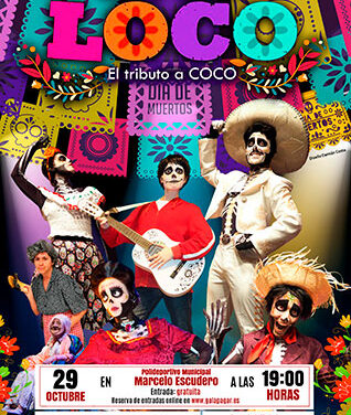 Galapagar celebra Halloween con un musical y una exposición