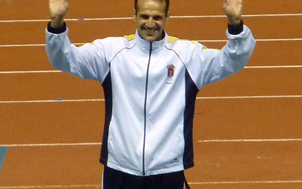 Juan Antonio Cuadrillero, récord de España y del mundo