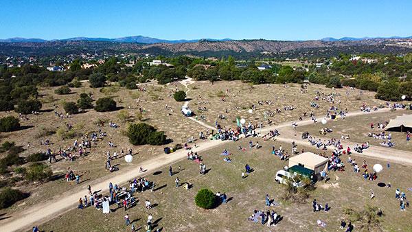 La plantación familiar de Las Rozas congregó a más de 3.500 vecinos