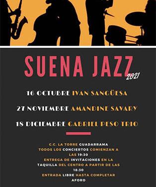 """""""Suena Jazz"""", protagonista de la programación cultural de Guadarrama"""