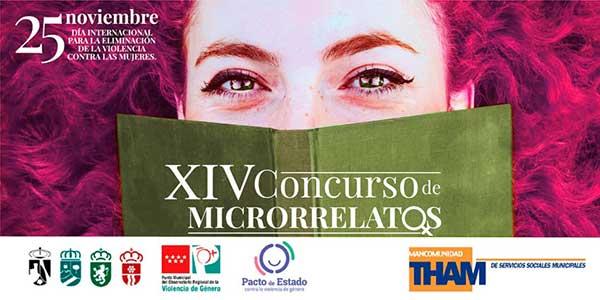 La THAM convoca el Concurso de microrrelatos contra la violencia de género